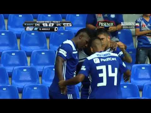 CS Emelec vs Guayaquil City