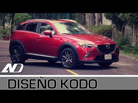 """¿Qué es el diseño Kodo"""" Lo explicamos con un Mazda CX-3"""