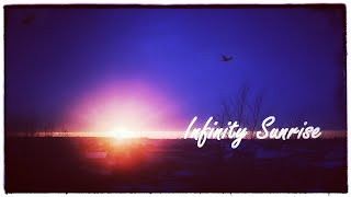 Infinity Sunrise - Morning meditation in sync with nature, birds, relaxing, sleep, study