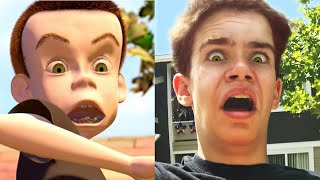 Sid Grows Up - A Toy Story continues...