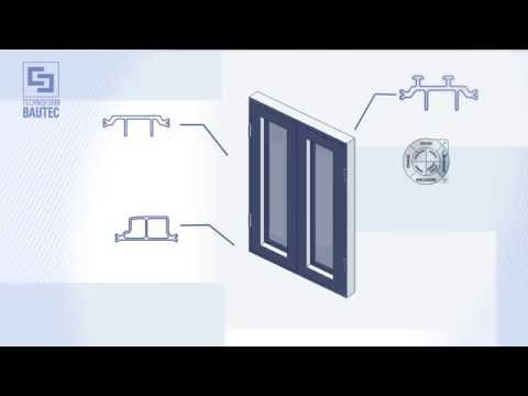 BIM - Video promocional Technoform Bautec