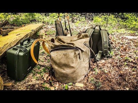 3 Days at a Semi Permanent Bushcraft Camp - Part 2