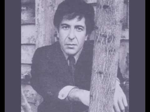 Leonard Cohen Hallelujah + Lyrics