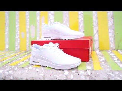 Wmns Nike Air Max Thea  White White