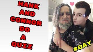 Hank and Connor do a DBH Quiz | Alex Dorian Ripper