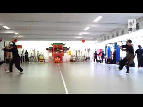 Amsterdam Sword Fighting: Martial Arts at the Liu He Men Kung Fu School - The Good Life Guide ILTV