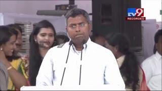 CM Chandrababu Dharma Porata Deeksha - LIVE..
