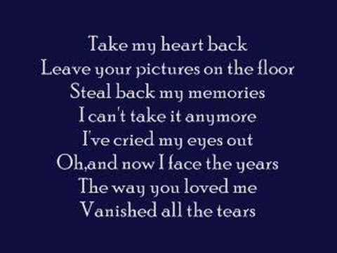 Baixar Take My Heart Back- Jennifer Love Hewitt w/ lyrics