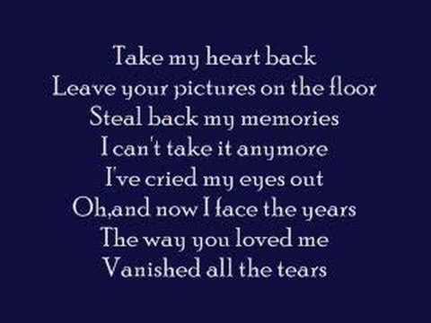 Baixar Take My Heart Back- Jennifer Love Hewitt w/ lyrics