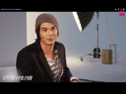 Tyler Blackburn on dating - YouTube
