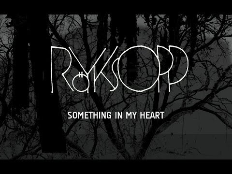 Röyksopp - Something In My Heart (feat. Jamie Irrepressible) - Smashpipe Music Video