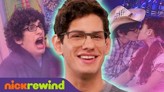 Victorious's MATT BENNETT Reacts to Kissing Ariana Grande 😙 | NickRewind