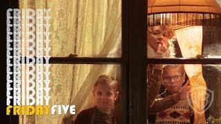 Friday Five: A Christmas Story HD