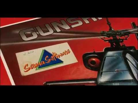 "Gameplay: ""Gunship"" (Spectrum)"