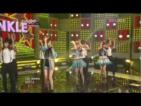 120525 SNSD TaeTiSeo (태티서) - Twinkle