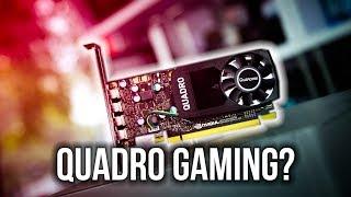 Chơi Game Trên Quadro P600 - Nên Hay Không? | HANOICOMPUTER