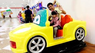 Drive a car toy
