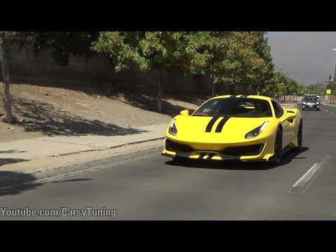 Supercars en Santiago Chile Vol 59 - 488 Pista, GT2RS, AMG GT-R y mas!