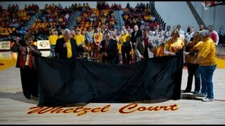 'Whetzel Court Dedication - Pittsburg State University (entire program)