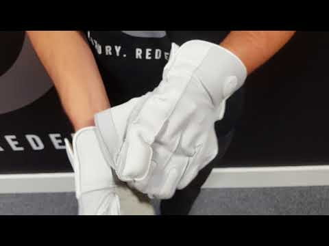 Phantom Cricket Limited Edition Whiteout Wicket Keeping Gloves