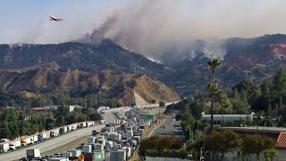 Thousands Forced to Evacuate Saddleridge Fire in Southern California