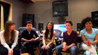 Kidz Bop Kids Interview 2014