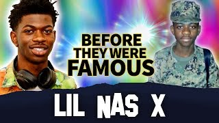 Lil Nas X   Before They Were Famous   Comes Out ----- with a New Remix
