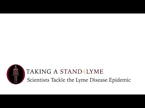 "In the ""Taking A Stand 4 Lyme"" video, experts address the serious consequences of Lyme and tick-borne diseases, an increasing source of morbidity and mortality worldwide. Stand4Lyme Foundation makes a clear business case for pharmaceutical support and federal research funding to develop reliable diagnostic tools and accessible effective medical treatment. The goal of this video is to help educate all stakeholders from a scientific perspective and garner increased government support and funding."