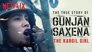 Introducing Gunjan Saxena: The Kargil Girl: Janhvi Kapoor..