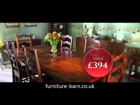 Furniture Barn TV Advert December 2014/January 2015