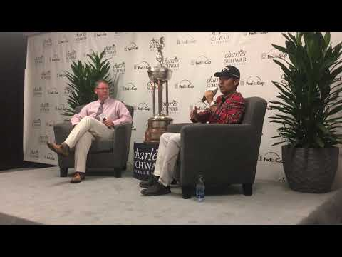 Kevin Na Charles Schwab Challenge Champion's Press Conference