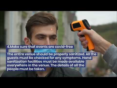 Hosting Events During The Pandemic | Event companies In Dubai, Abu Dhabi | UAE