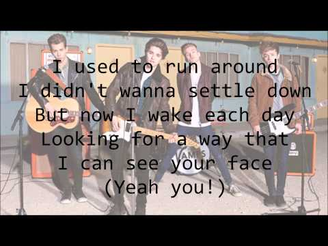 The Vamps - Somebody To You (with Lyrics)