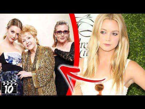 Мајли Сајрус и 9 ѕвезди кои имаат славни родители