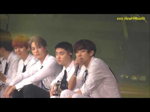 161127 EXO'rDIUM in Taipei   Acoustic Medley
