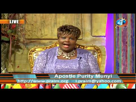Apostle Purity Munyi Into The Chambers Of The King 09-18-2020