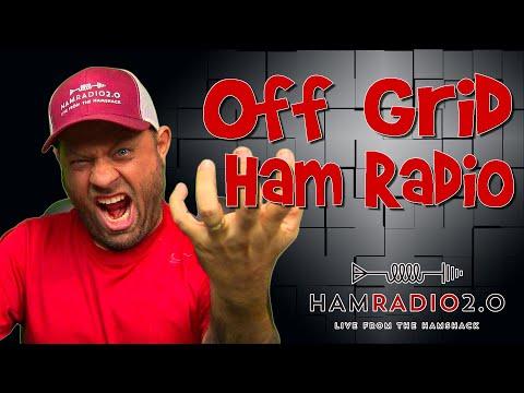 Best Handheld Ham Radio for Off Grid | Hunting - Survival Ham Radio