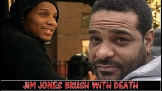JIM JONES Near Death Experience W/BLOOD LEADER (RA DIGGS Revisted)