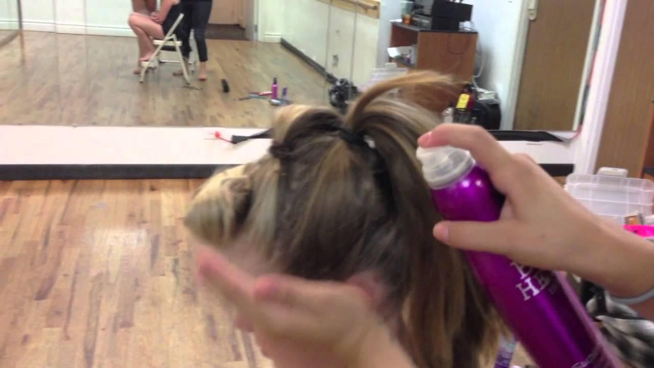 Company Hair 4 Poof Mohawk Hip Hop Hair Youtube