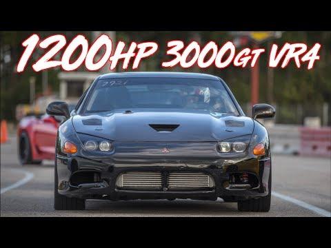 """BADDEST 3000GT VR4 on the Planet""""! - 1200HP Self Built Monster!"""