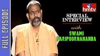 Interview: Swami Paripoornananda On Telangana BJP..
