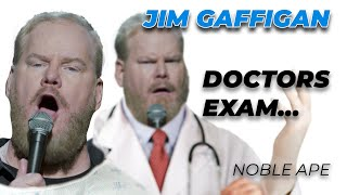 """My Least Favorite Doctor"" - Jim Gaffigan Stand up (Noble Ape)"