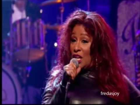 CHAKA KHAN - I'M EVERY WOMAN - LIVE JOOLS NEW YEAR SHOW 2016/17