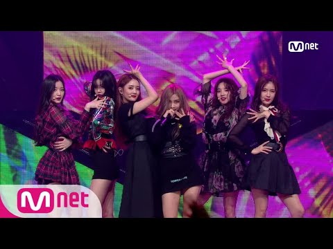[(G)I-DLE - LATATA] KPOP TV Show | M COUNTDOWN 180531 EP.572