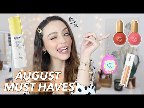AUGUST FAVORITES | 2019