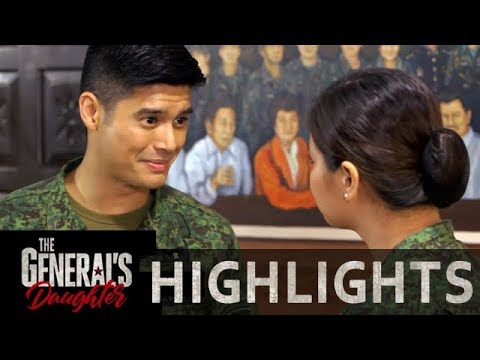 The General's Daughter: Ethan stops himself from hugging Rhian | EP 16