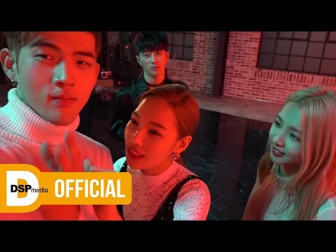 K.A.R.D - Don`t Recall M/V Making