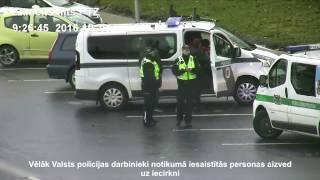 Pāris stundu laikā 23 gadus vecs jaunietis policijā nonāk divreiz