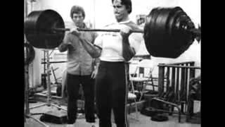 Arnold schwarzenegger Biceps legendarios