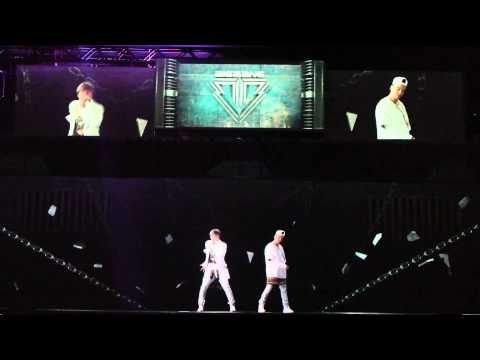 K-POP Hologram Concert Big Bang - Fantastic baby in Seoul